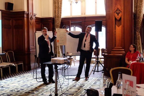 ETL UK Conference | David Jones and Nick Muir