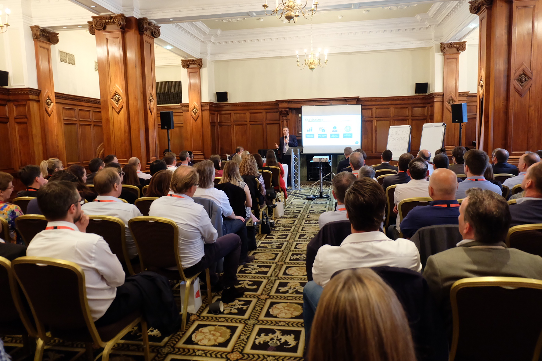 Looking back on the ETL Global UK Conference 2019