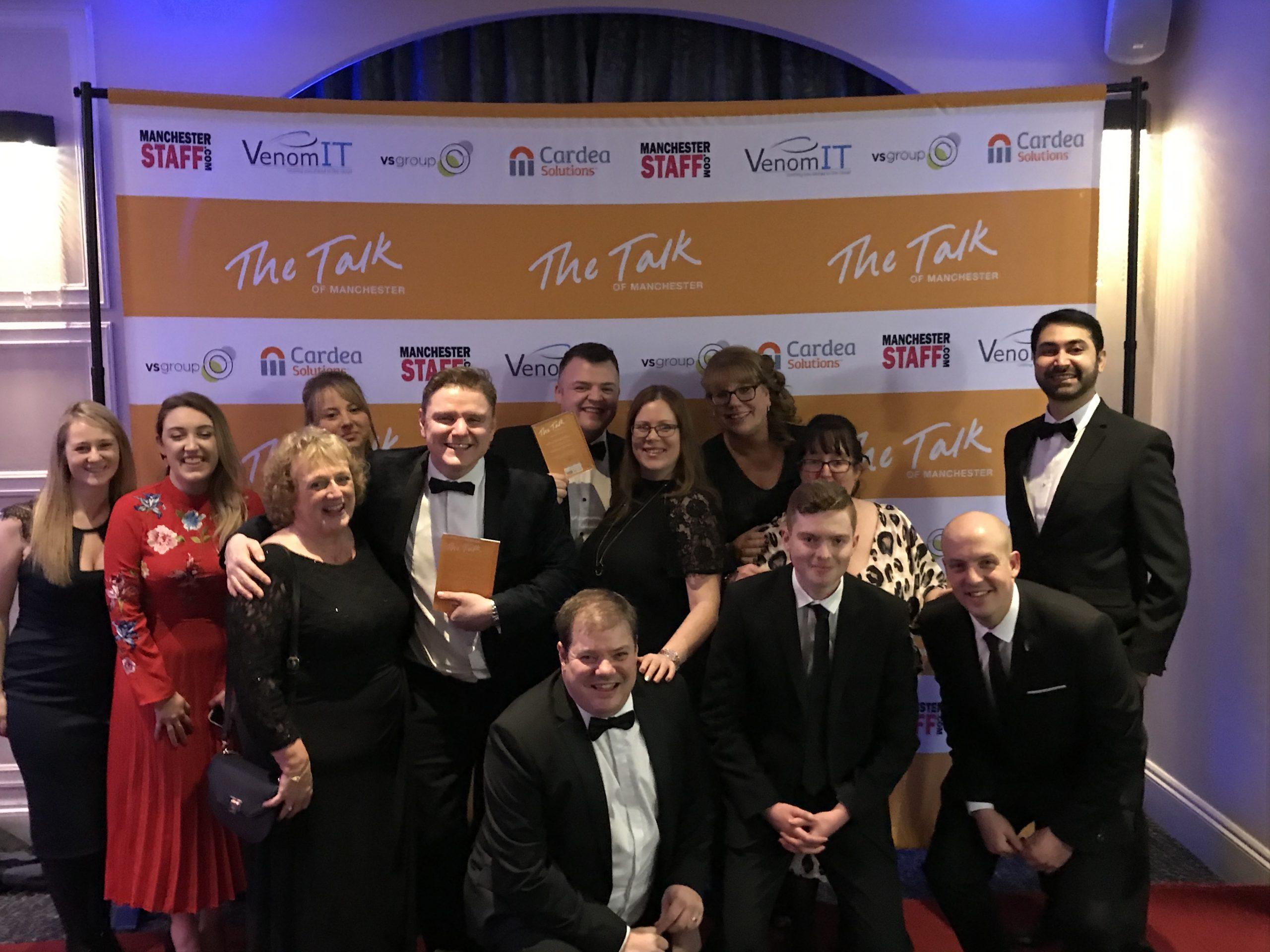 ETL Global UK Partners Recognised at Prestigious Business Awards 2019